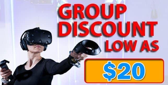 Zion Virtual Reality – Virtual Reality Game Center in Sacramento