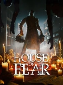 ARVI VRcovers House of Fear