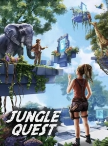 ARVI VRcovers Jungle Quest