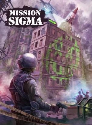 ARVI VRcovers Mission Sigma