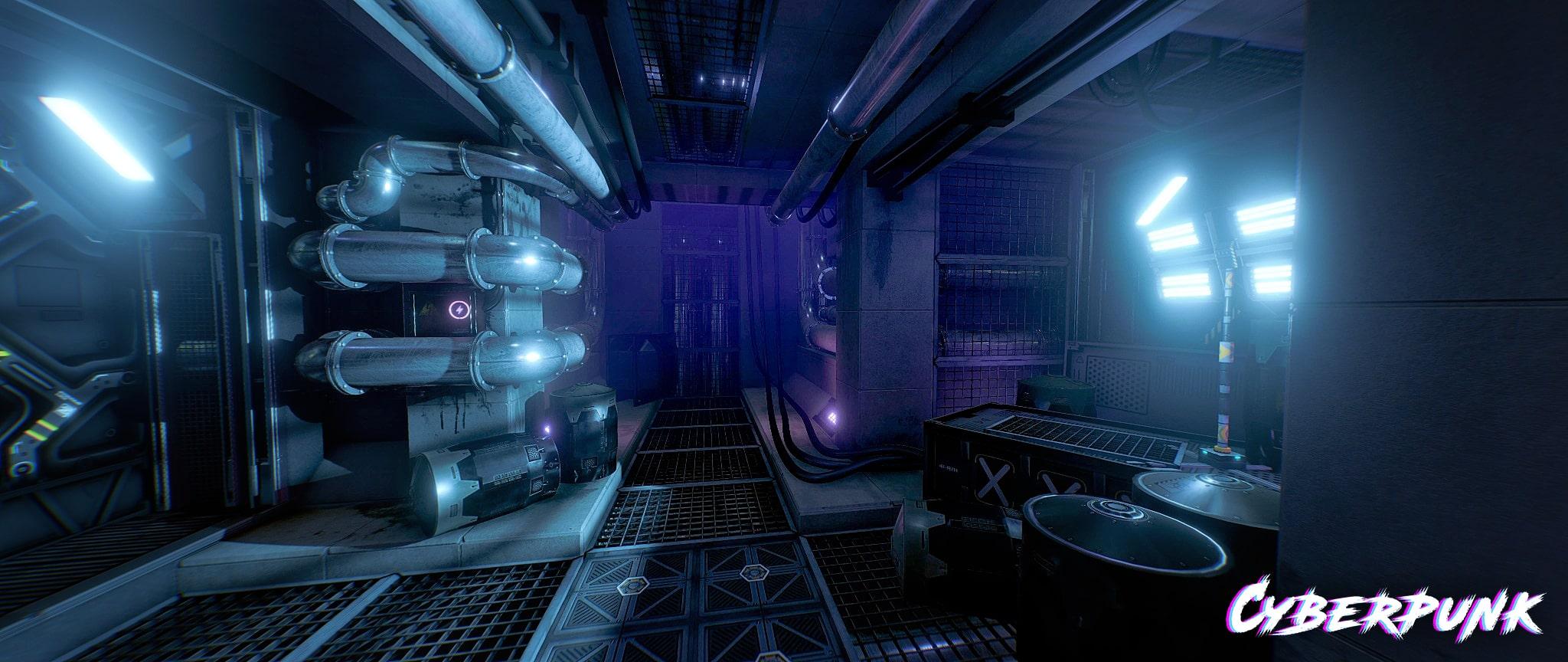 Cyberpunk 3