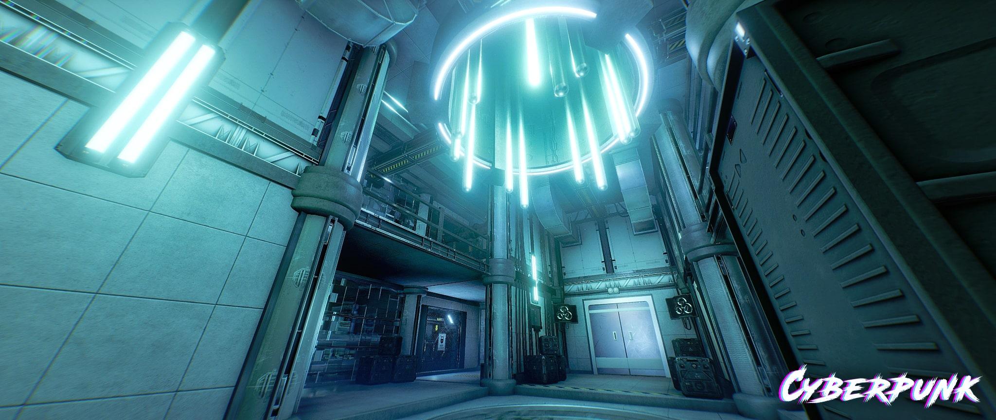 Cyberpunk 8
