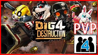 Dig for destruction versus