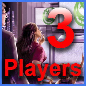3 players escape room