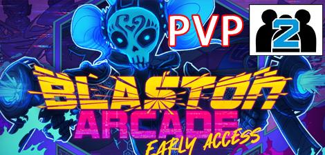 Blaston Zion VR